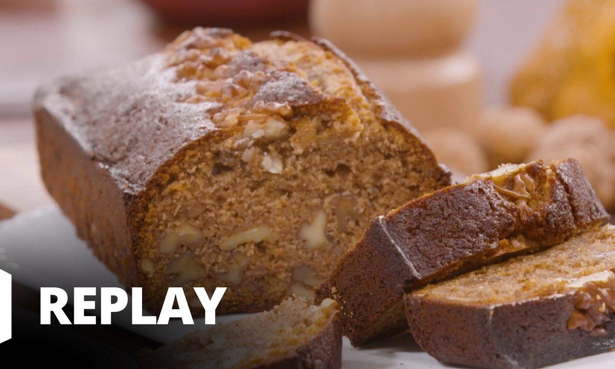 Cake aux noix du Périgord