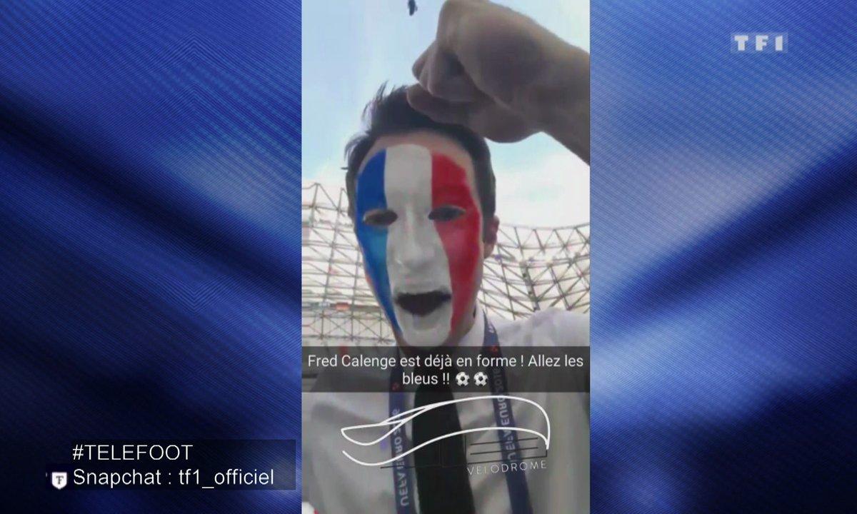 La demi-finale Allemagne-France vécue depuis les coulisses