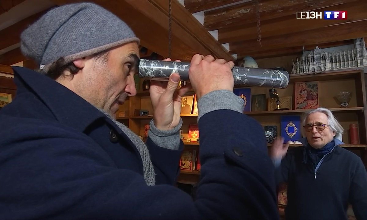 Le dernier fabricant de kaléidoscope en Europe
