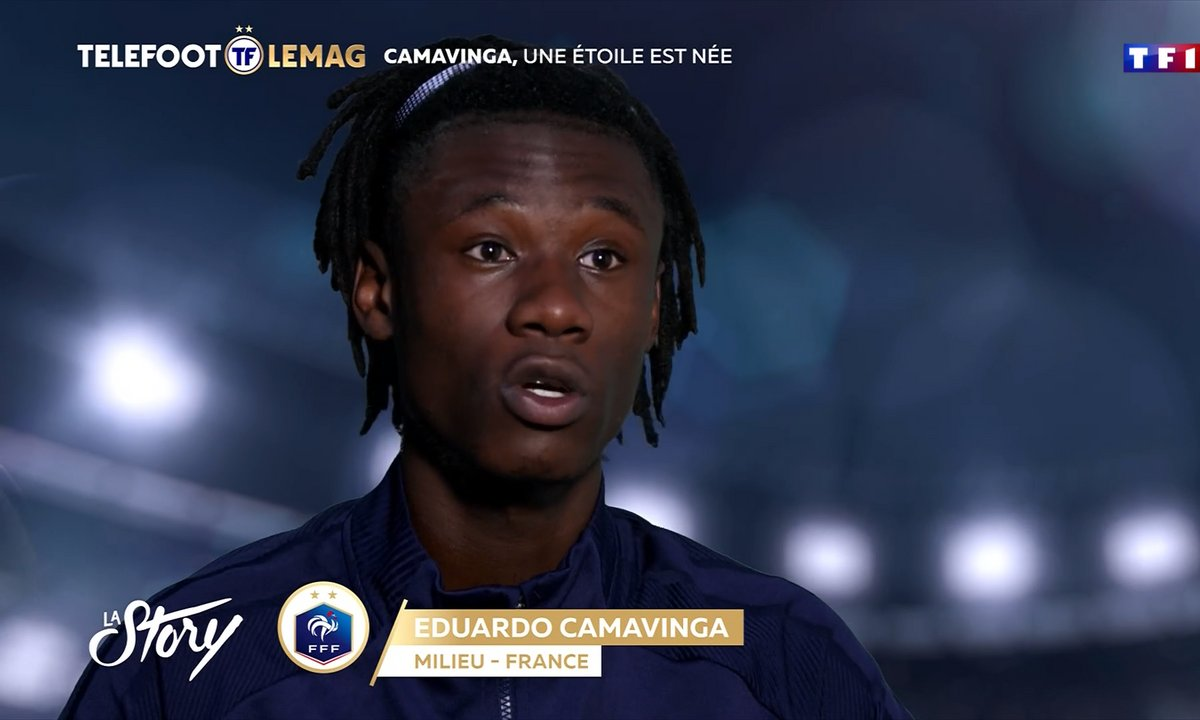 La Story : Camavinga, une étoile est née