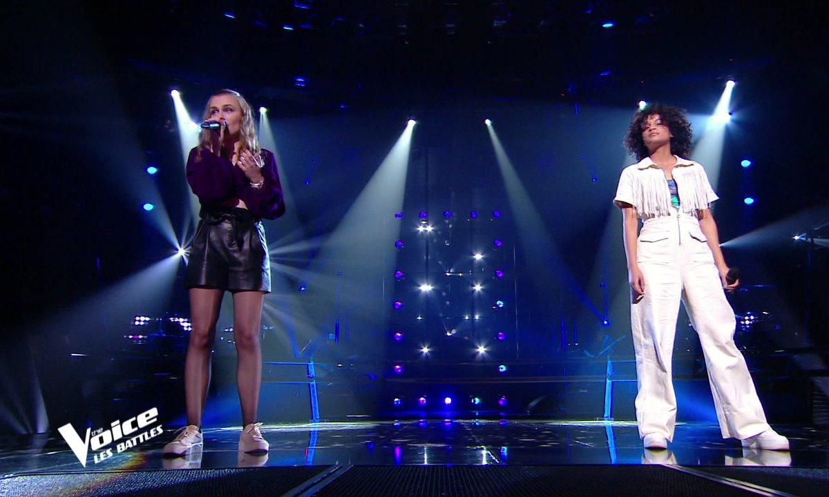 The Voice 2021 - Camélione VS Kay chantent « Your song » d' Elton John