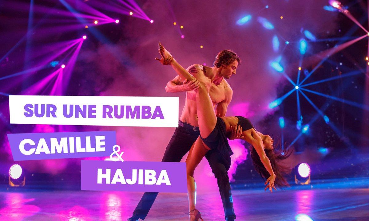 Sur une Rumba, Camille Lacourt et Hajiba Fahmy (People Help The People)