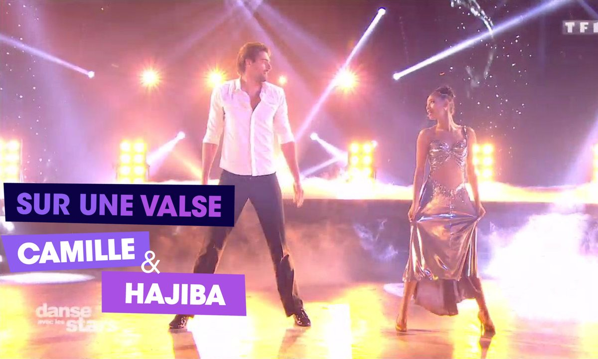 Sur une Valse, Camille Lacourt et Hajiba Fahmy (We Are The Champions)
