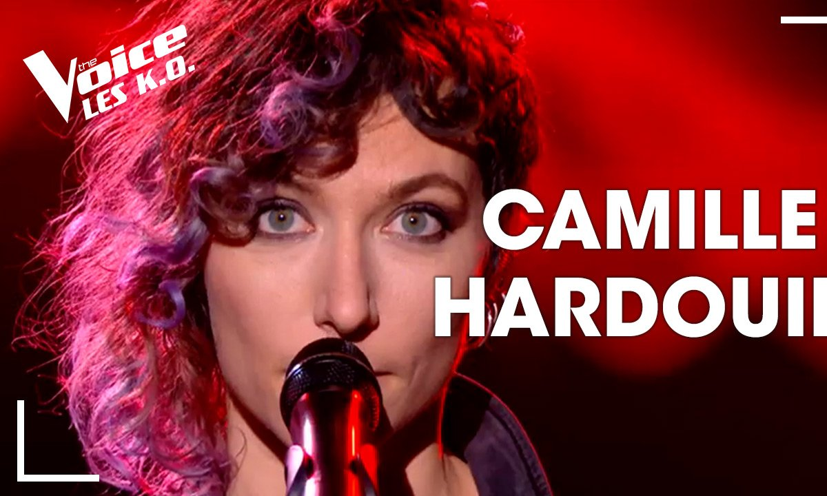 Camille Hardouin – I Put A Spell On You (Jay Hawkins)