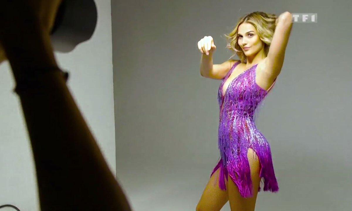 Camille Lou : « Je ne suis pas très à l'aise avec la danse »