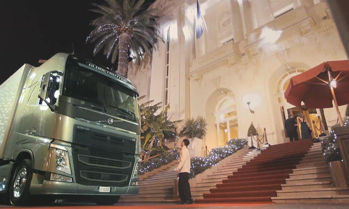 Insolite : un voiturier piégé par Volvo Trucks !