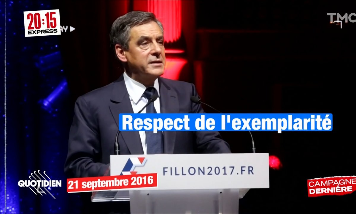 Campagne dernière : le jour où François Fillon aurait mieux fait de se taire