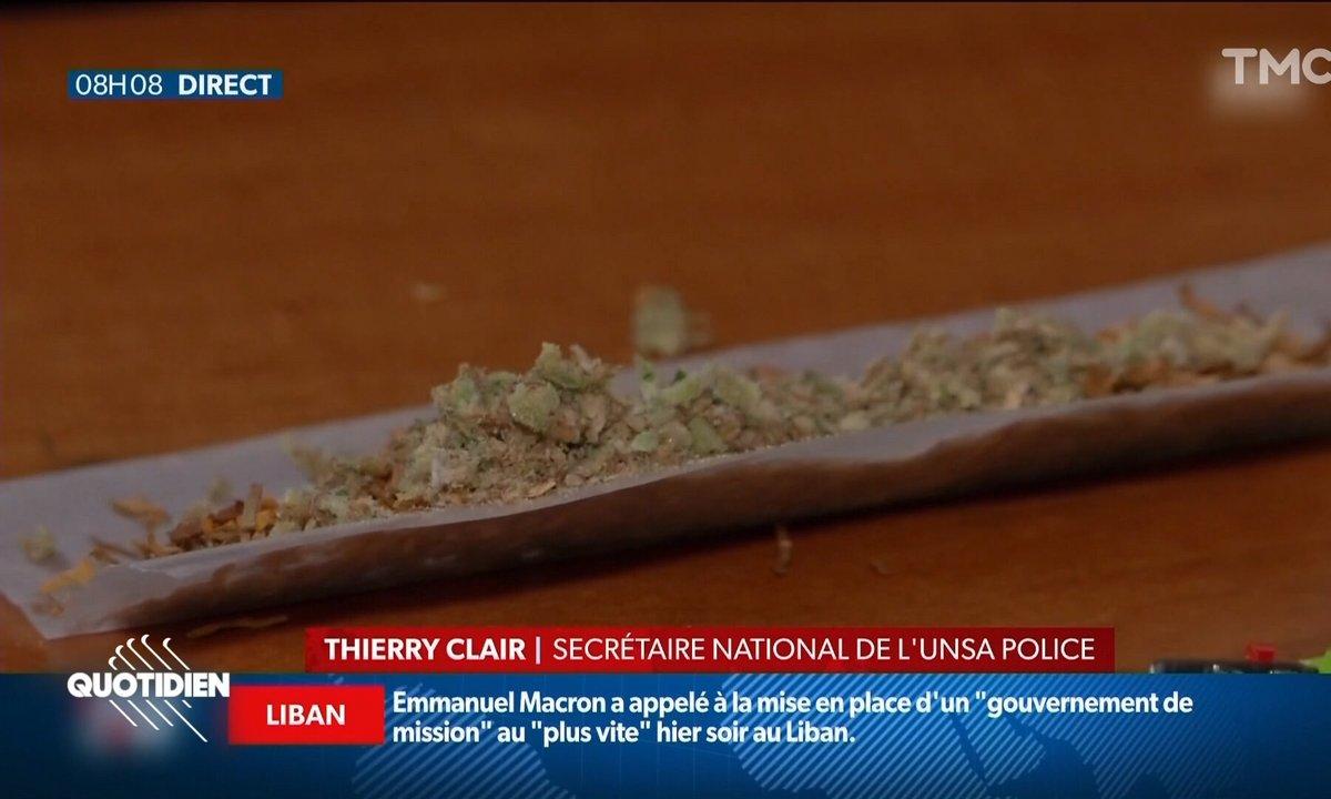 Cannabis : les petits tutos-joints de BFMTV