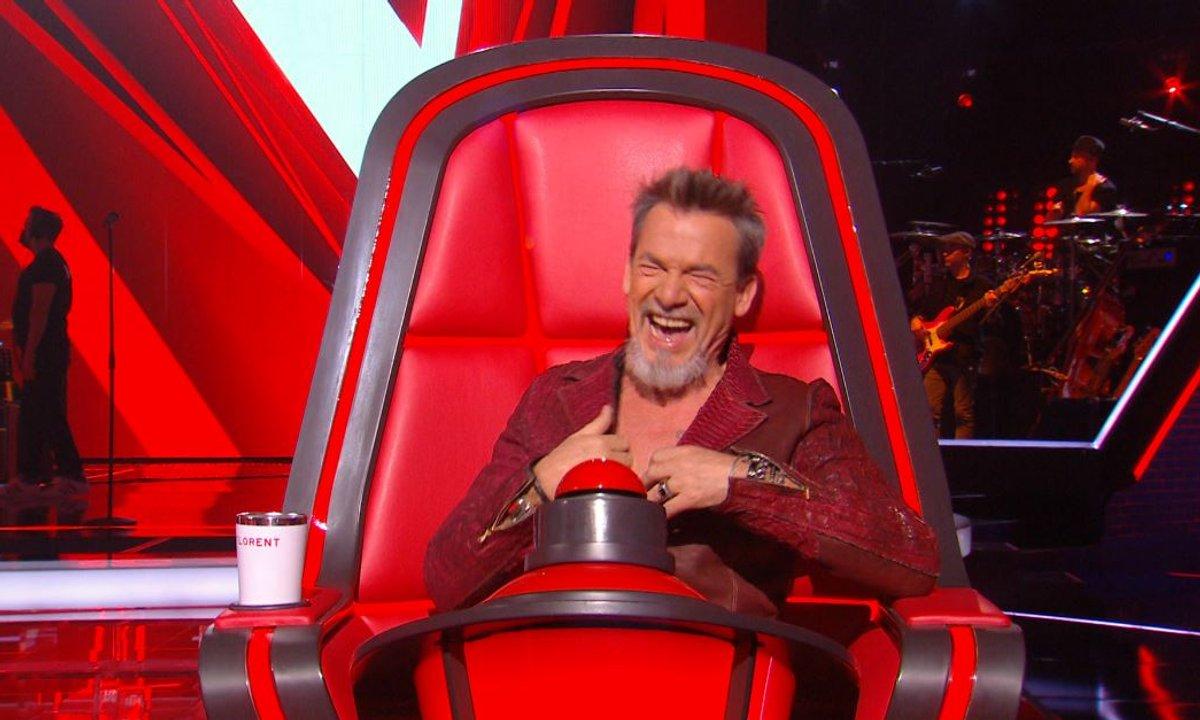 """The Voice 2021 - Fou-rire général après un autre """"vent"""" d'Amel Bent"""