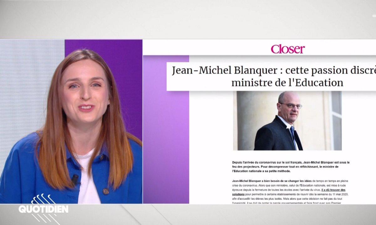 La revue de presse d'Alison Wheeler : la passion secrète de Jean-Michel Blanquer et la théorie du complot made in Kim Glow