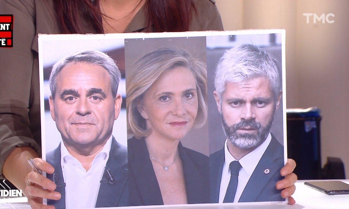 Le Moment de vérité – Coronavirus : Xavier Bertrand, Valérie Pécresse, Laurent Wauquiez veulent briller