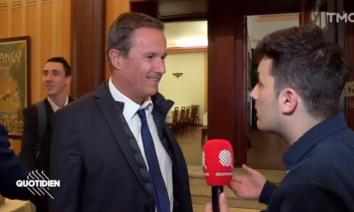 Chaouch Express - Notre-Dame : Nicolas Dupont-Aignan mène (mal) l'enquête