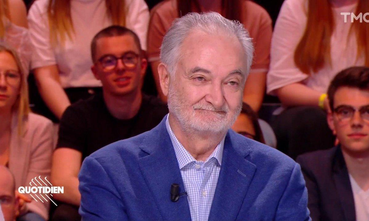 """Invité : Jacques Attali pour """"Histoire de l'alimentation"""""""