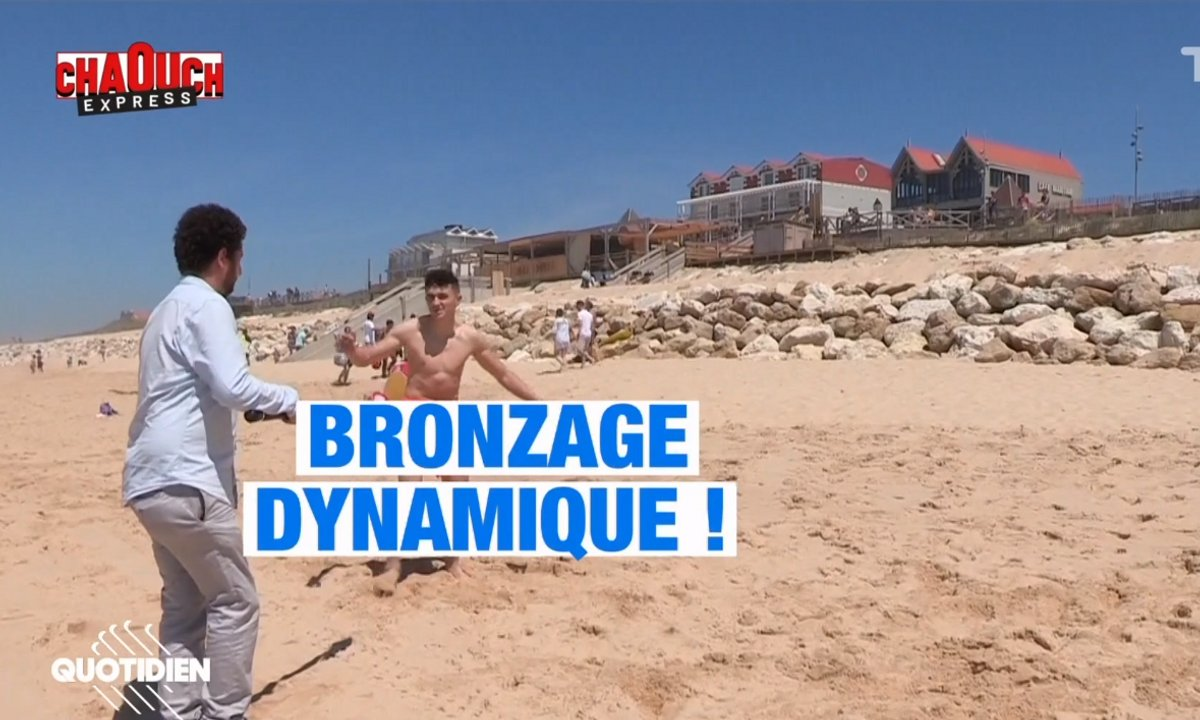 Chaouch Express : comment profiter de la plage quand on ne peut pas y rester ?