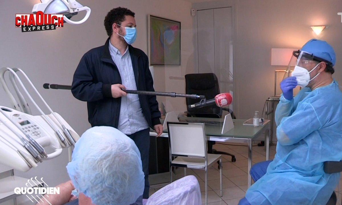 Chaouch Express : la colère des dentistes, privés de moyens face au Covid-19