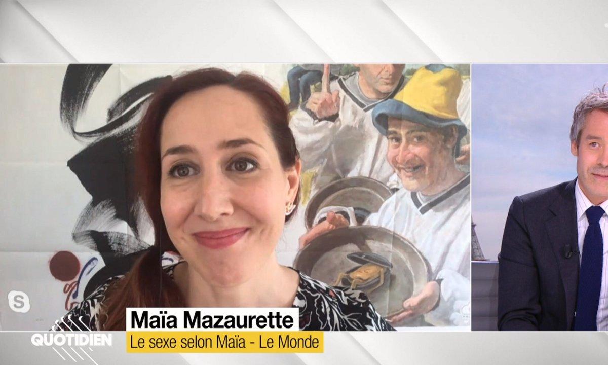 La chronique sexo de Maïa Mazaurette : préparez le déconfinement !