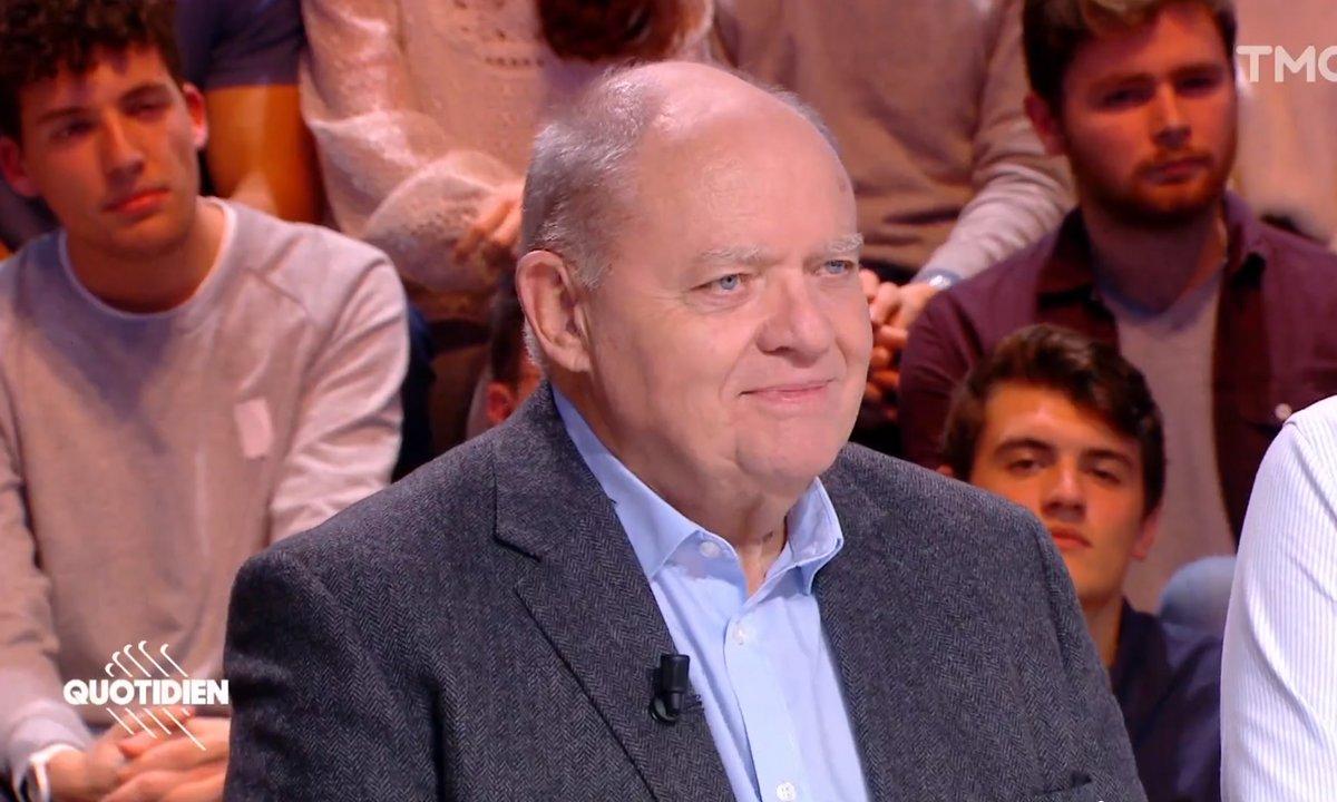 """Invité : René Dosière fait les comptes de l'Élysée dans """"Frais de palais"""""""