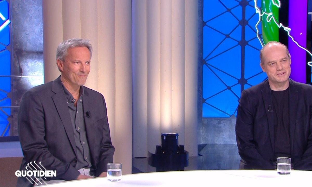 Invités : histoire d'un scandale sanitaire français, avec les grands reporters Gérard Davet et Fabrice Lhomme