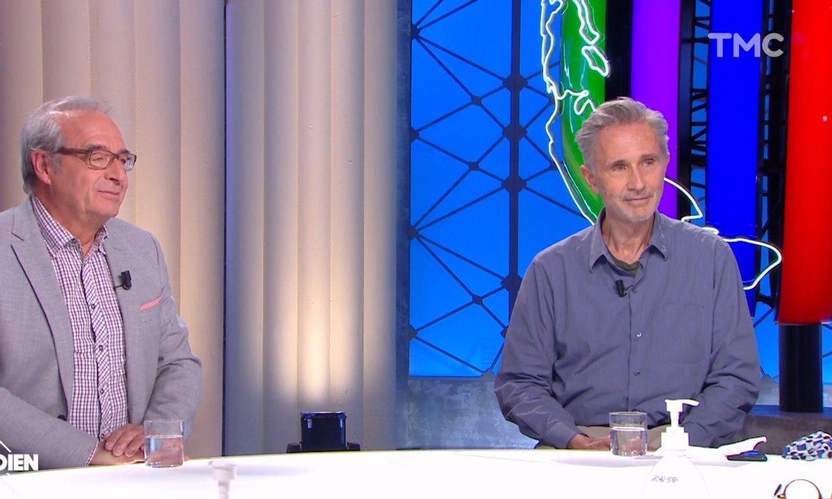 Invités : Thierry Lhermitte et Pascal Picq