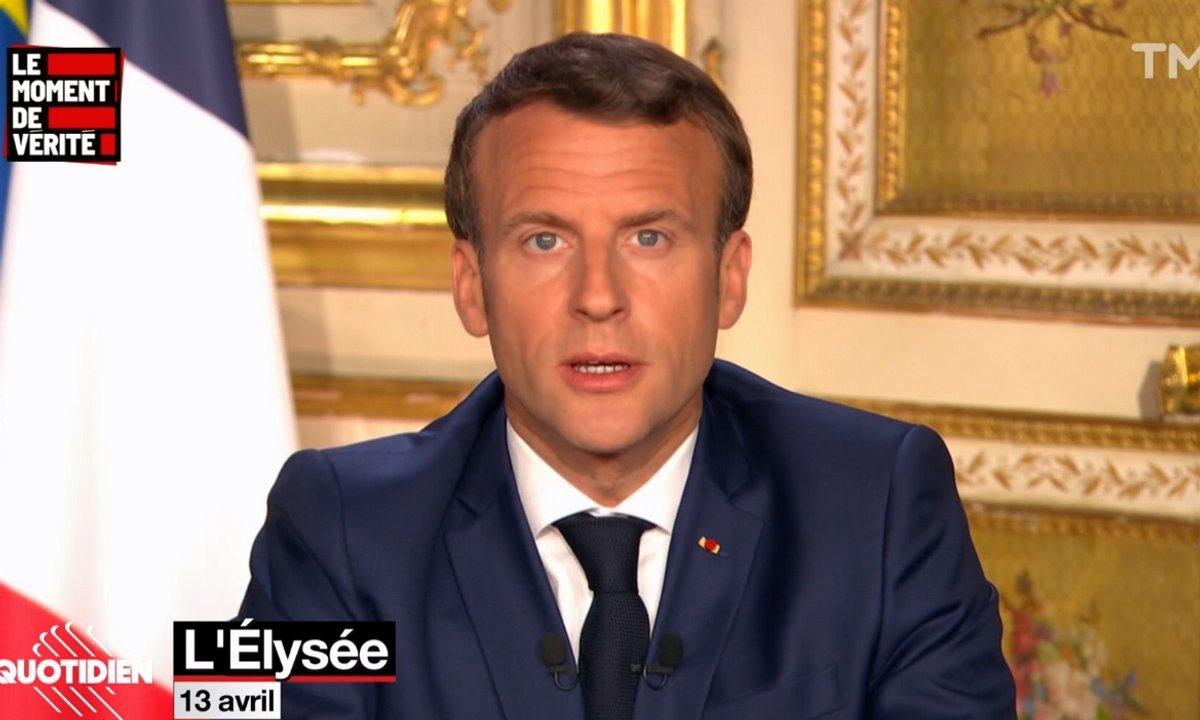 Le Moment de vérité : le scandale des masques sera-t-il le boulet d'Emmanuel Macron ?