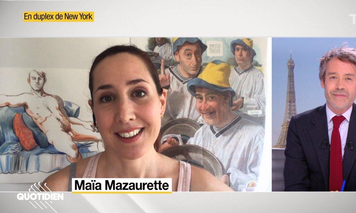 La chronique sexo de Maïa Mazaurette : la séduction dans le monde d'après