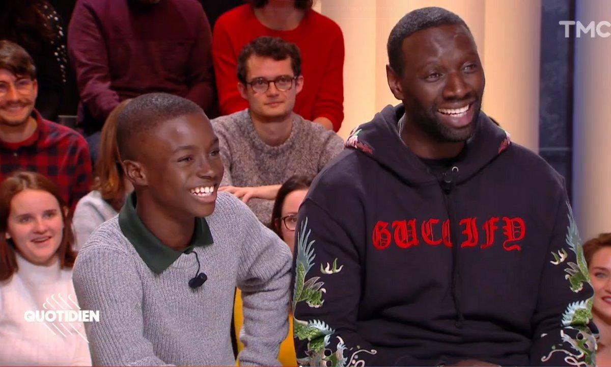 """Invités : Omar Sy et Lionel Basse pour """"Yao"""""""