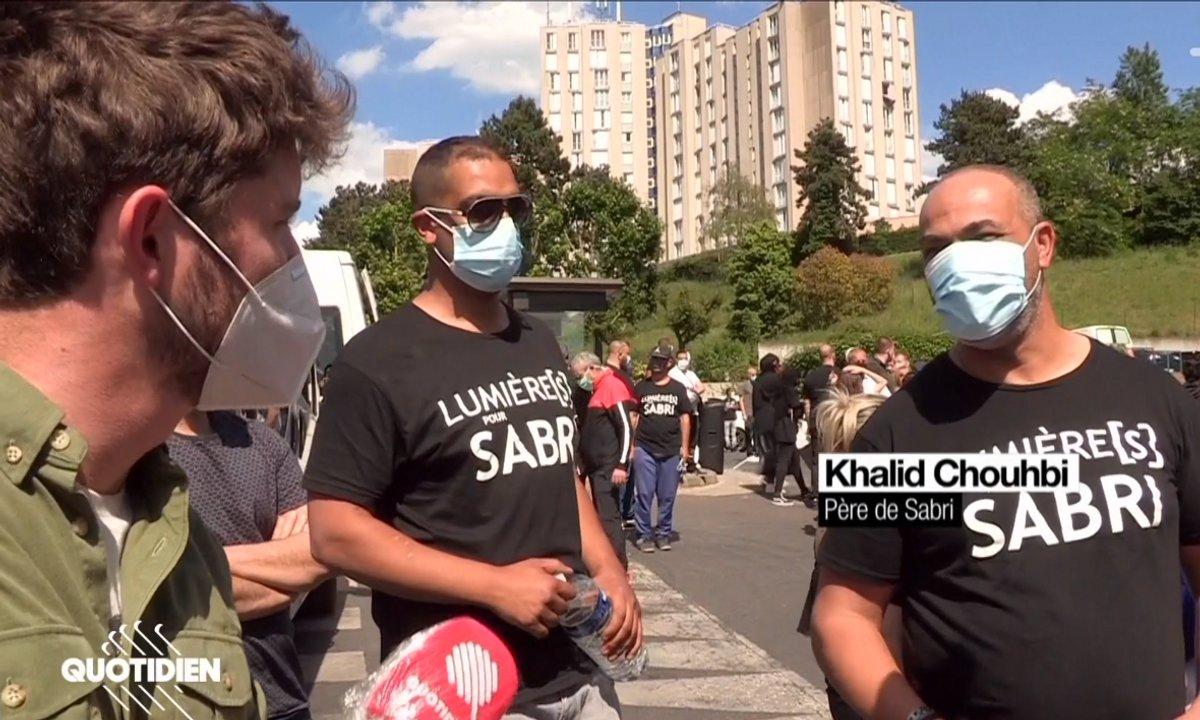 Argenteuil : entre tensions et marche blanche après la mort de Sabri