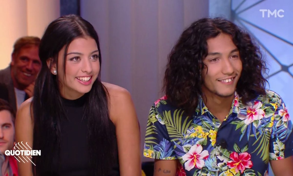 "Invités : Dylan Robert et Kenza Fortas pour ""Shéhérazade"""