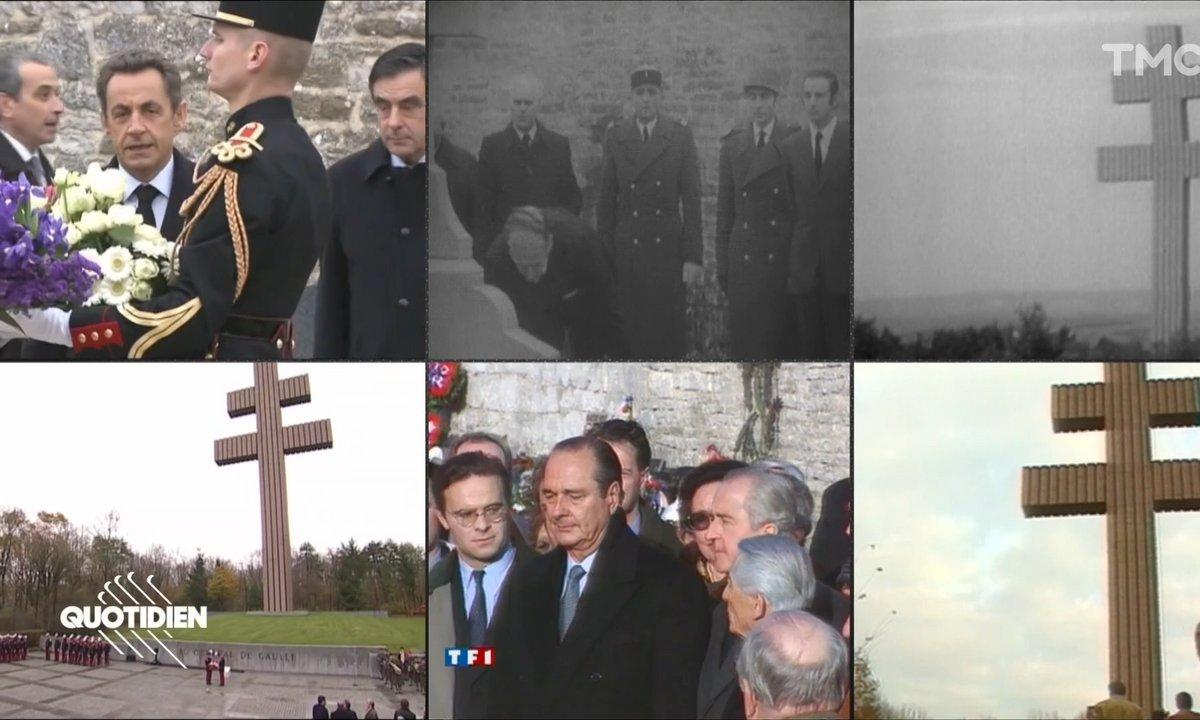 Carabistouille : et si on foutait la paix au Général de Gaulle ?