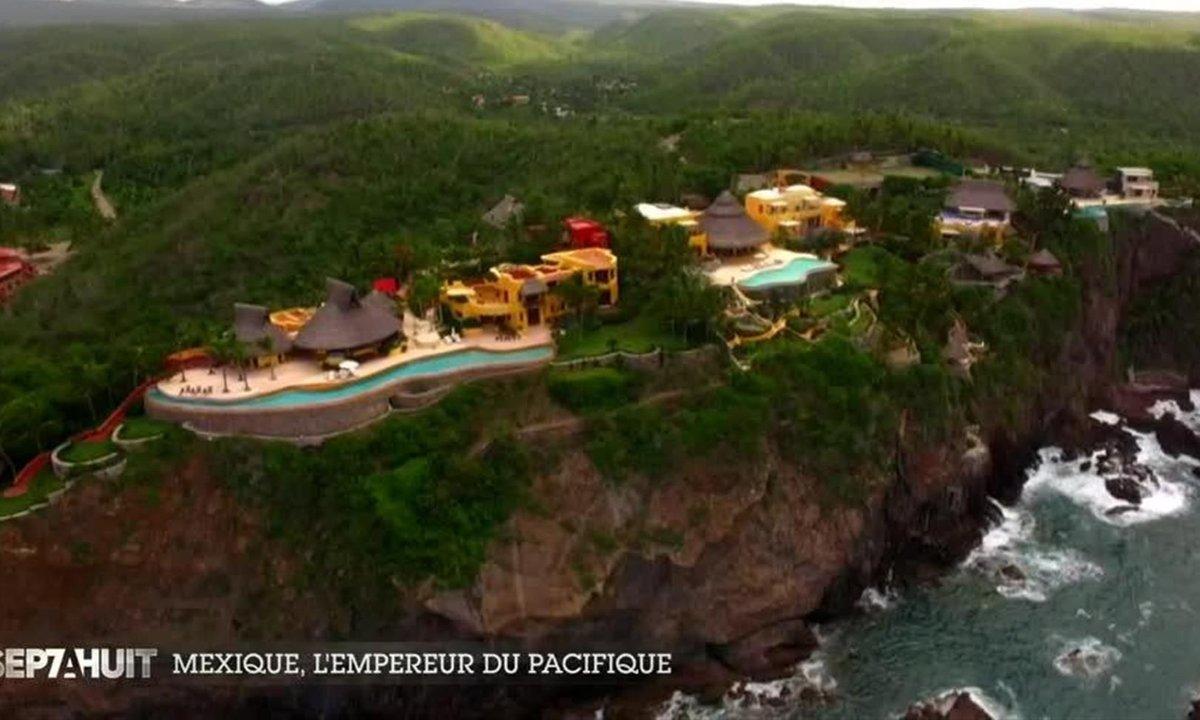 Careyes, un paradis pour ultra-riches sur la côte mexicaine