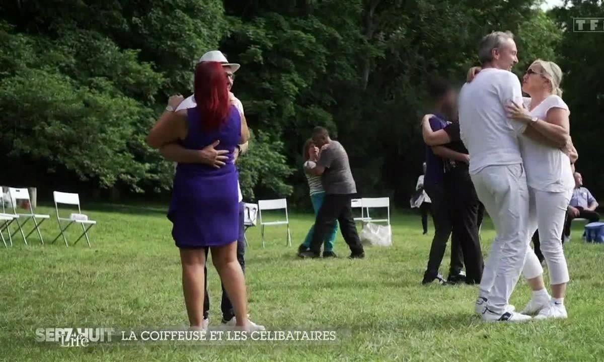 Carine Lopes, la coiffeuse entremetteuse organise des rencontres entre célibataires
