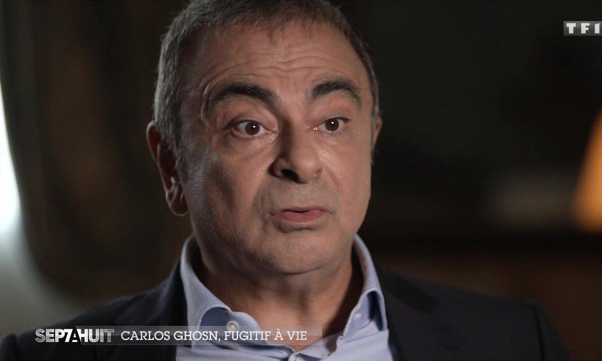 Carlos Ghosn, fugitif à vie