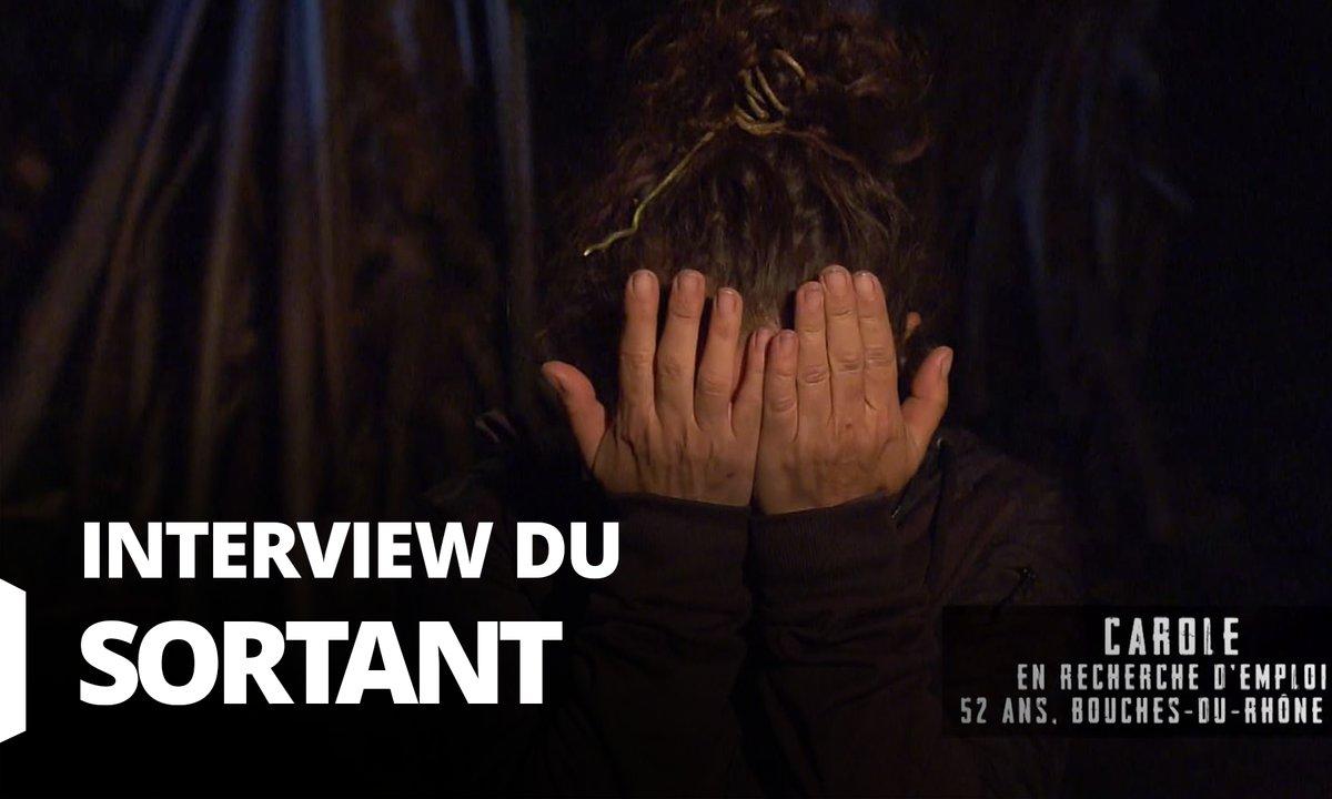 """Koh-Lanta du 4 septembre 2020 - Carole : """"Je suis très triste"""""""