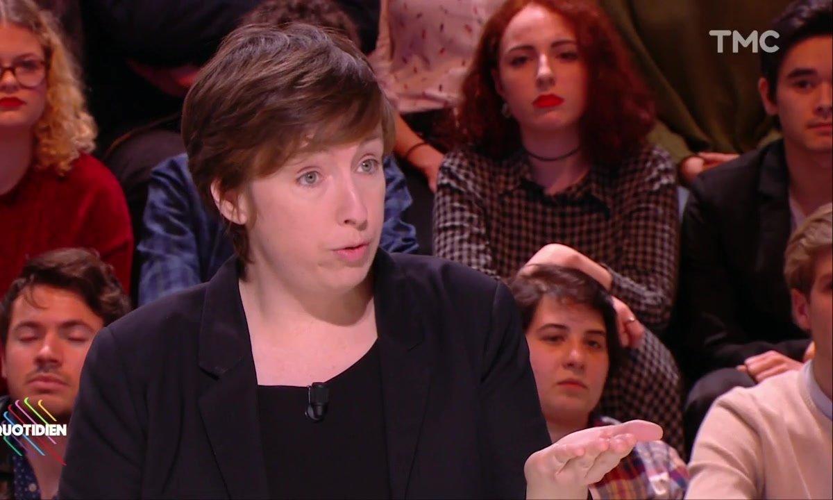 """Invité - Caroline De Haas : la tribune du Monde « banalise les violences sexuelles » et """"culpabilise les femmes"""""""