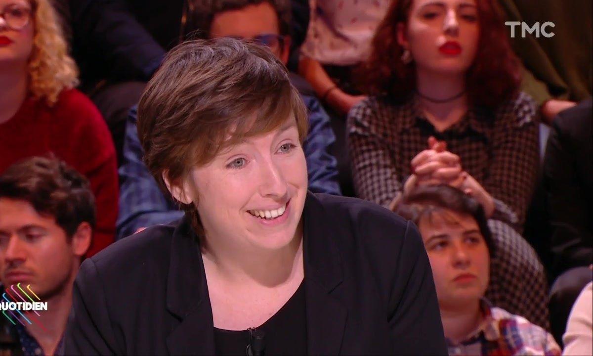 Pour Caroline De Haas, Catherine Millet fait « l'apologie du viol »