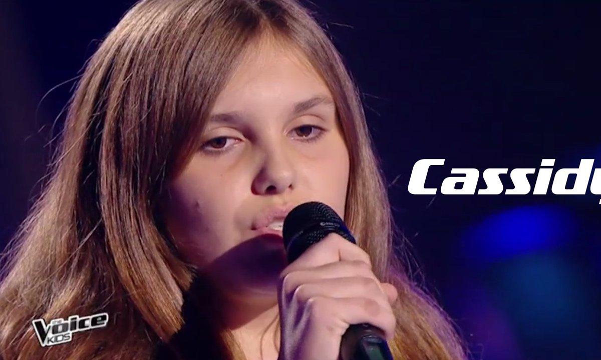 "Cassidy - ""Amazing Grace"" - Chant Gospel"