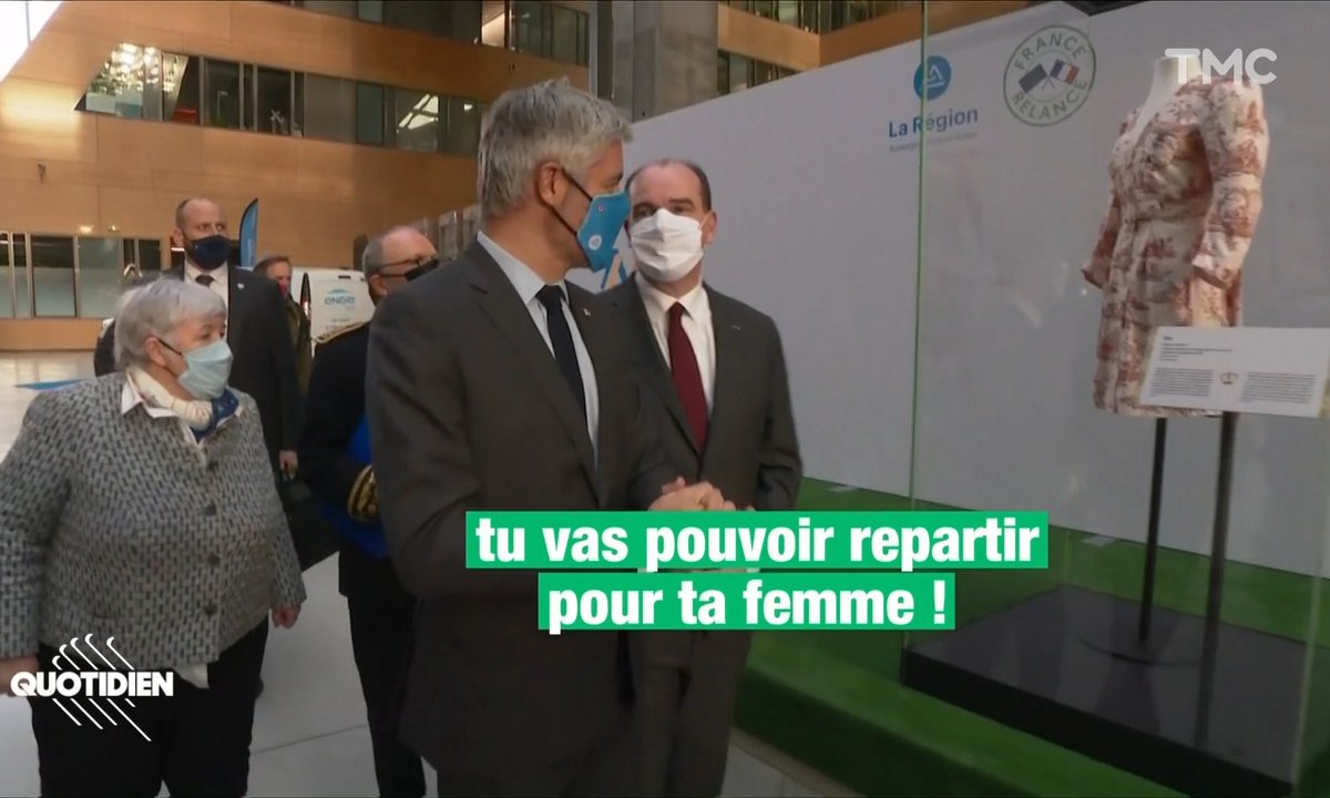 Castex sans complexe: Jean Castex et Laurent Wauquiez, humoristes