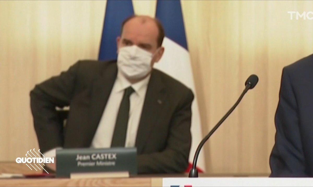 Castex sans complexe: Jean Castex, l'homme qui ne pouvait pas rester immobile