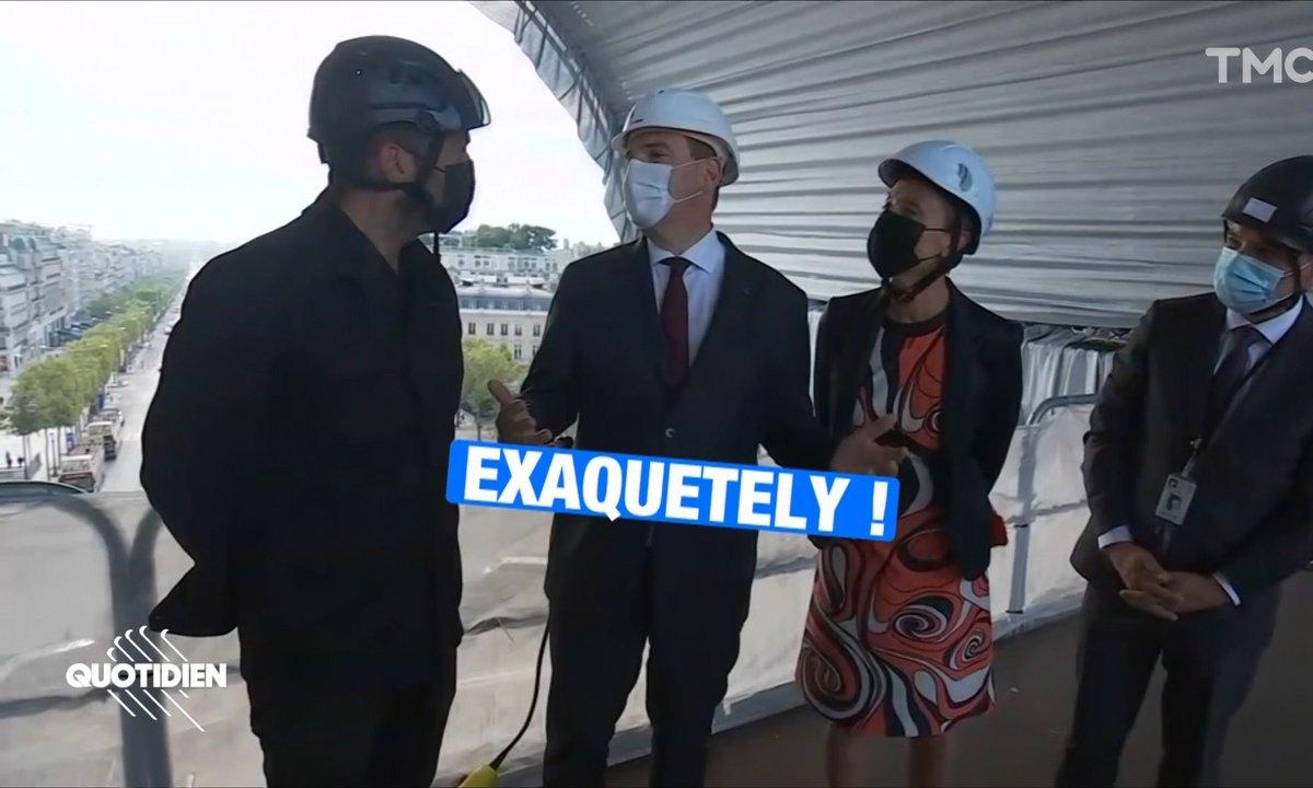 Castex sans complexe : oui, Jean Castex sait parler anglais (enfin presque)