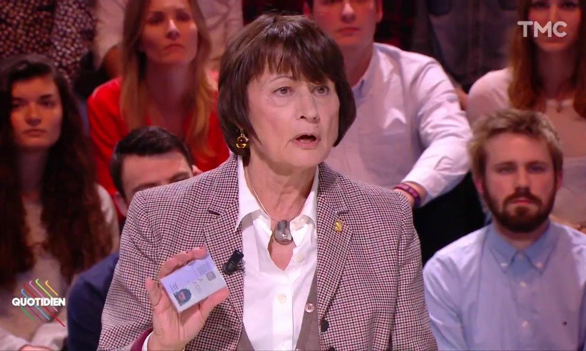 """Catherine Millet : """"J'ai de la compassion pour les frotteurs du métro !"""""""