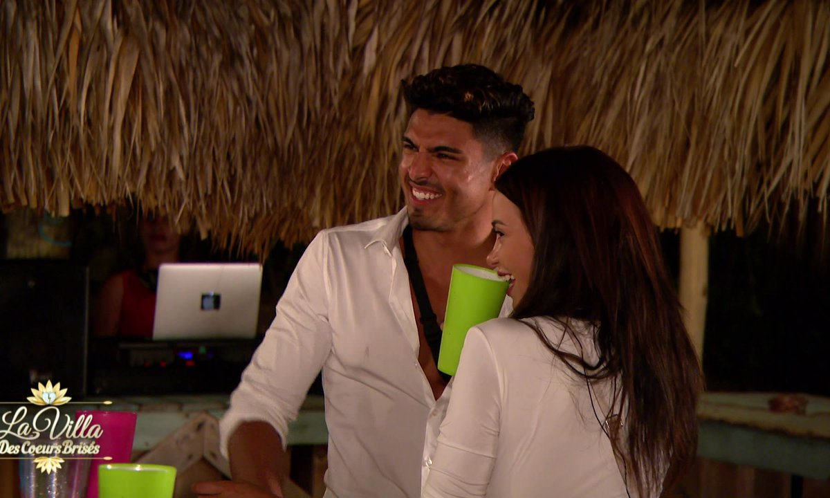 Matthieu jaloux du rapprochement entre Lalou et Jelena...?
