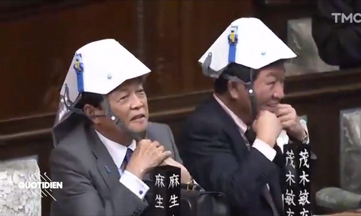 Ce moment qu'on n'aurait JAMAIS pu voir à l'Assemblée nationale