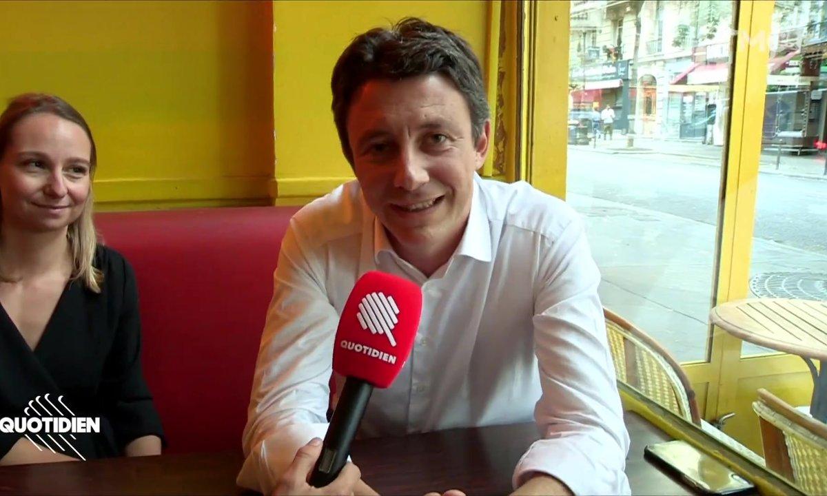 Cédric Villani candidat à Paris : Benjamin Griveaux a un message pour lui