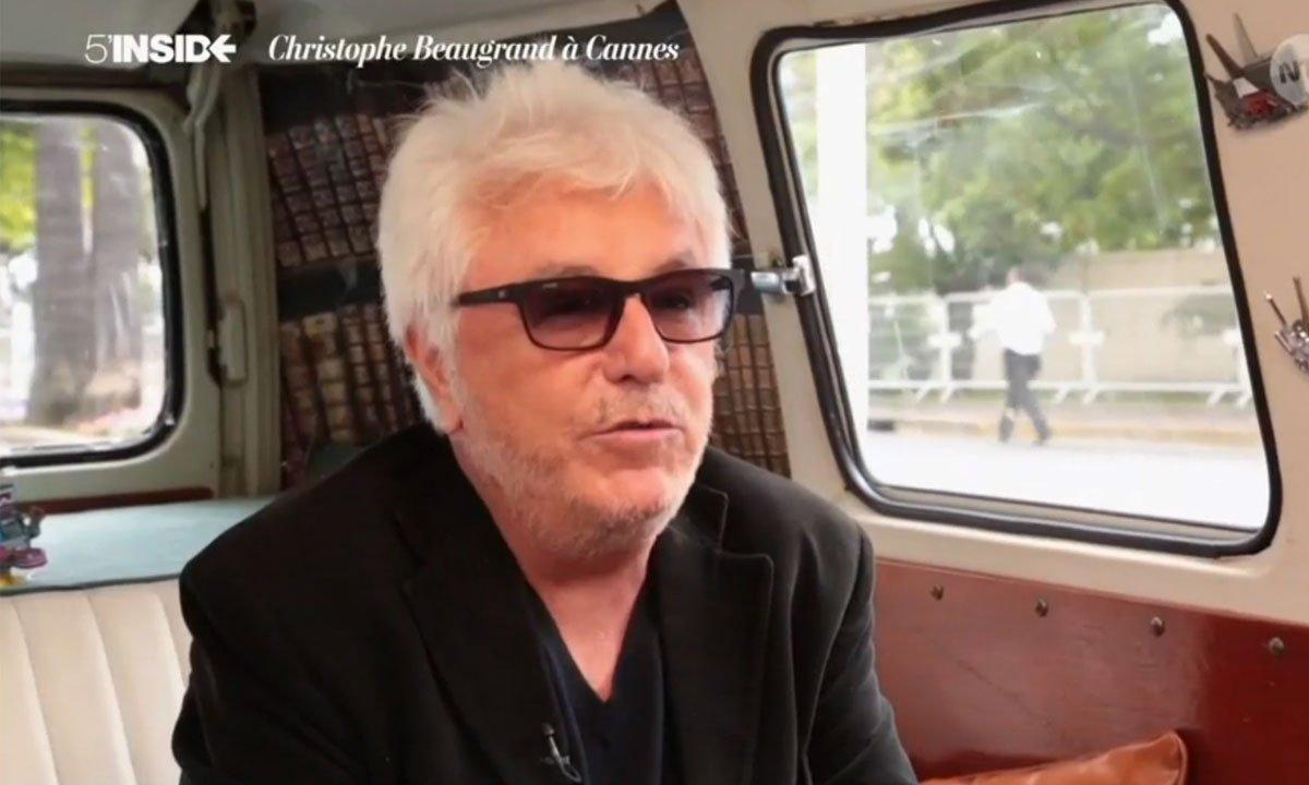 5' inside à Cannes du 17 mai 2016 - Cerrone fait danser la Croisette
