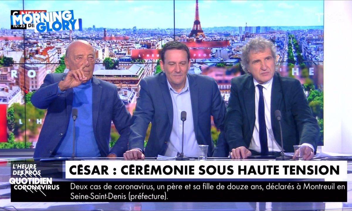 César : la plus fine analyse du PAF vous est offerte par CNEWS