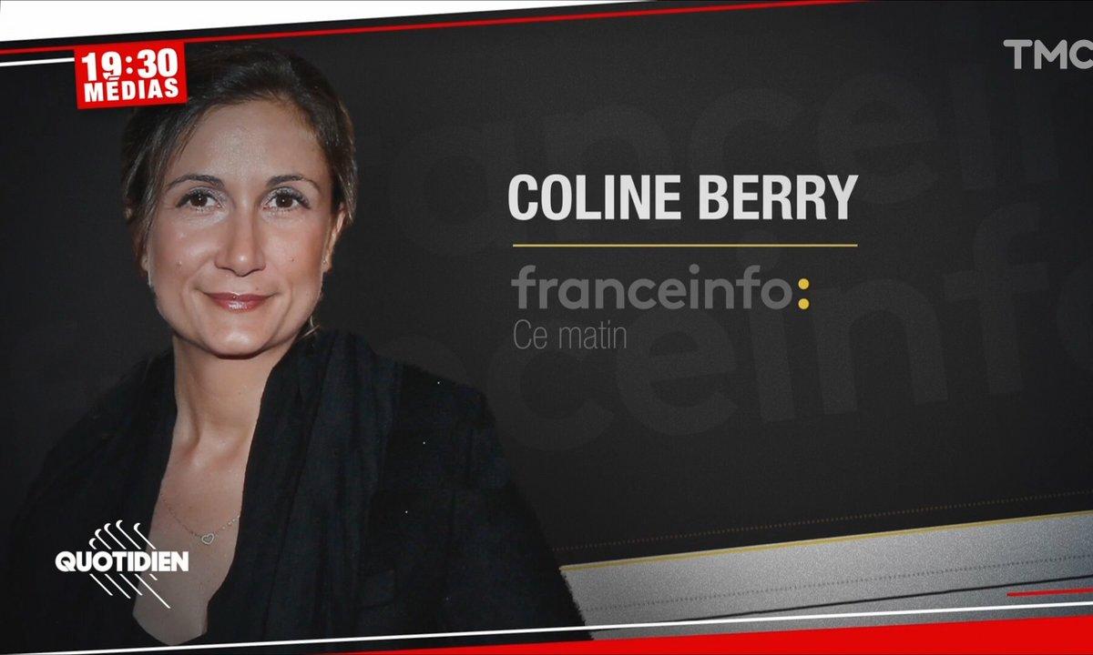 """""""C'était ça ou j'en crève"""" : le témoignage choc de Coline Berry"""