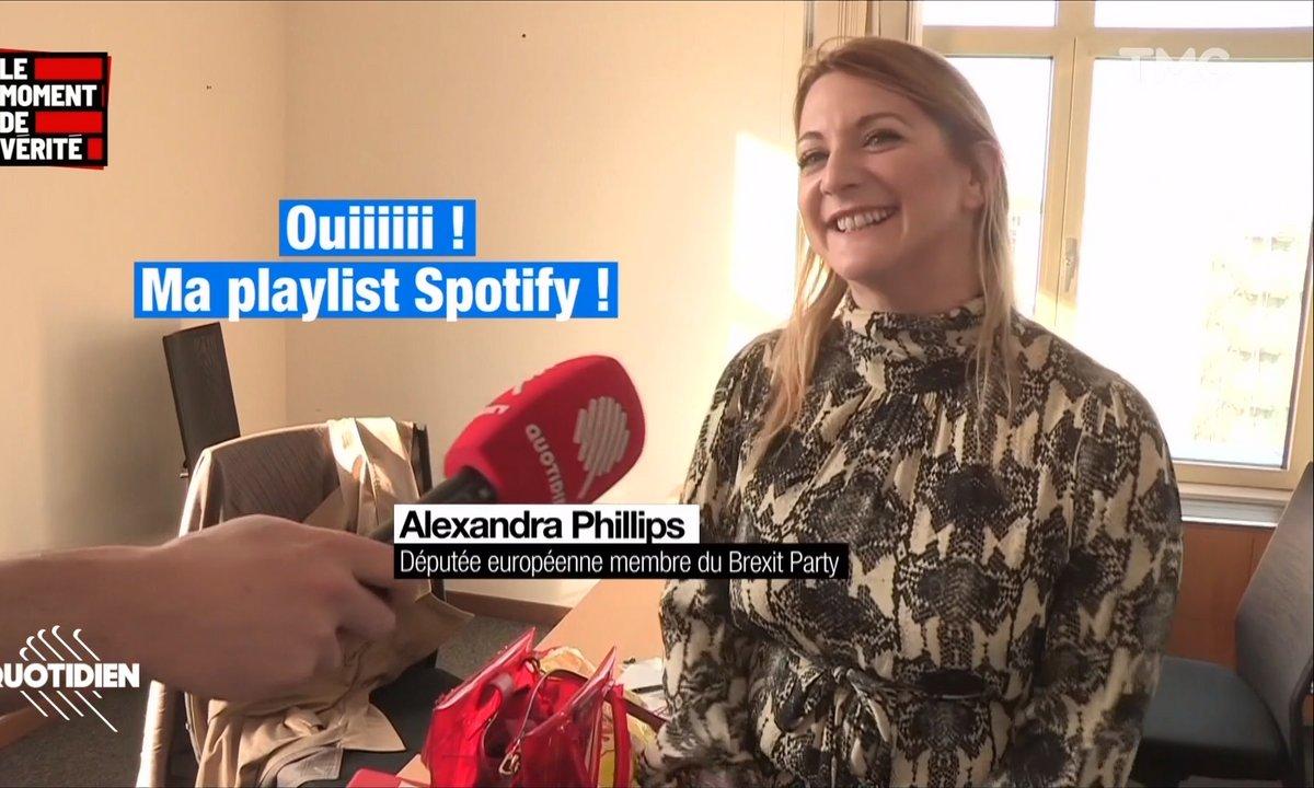 """Cette députée britannique a créé une playlist spécial """"Brexit"""" sur Spotify"""
