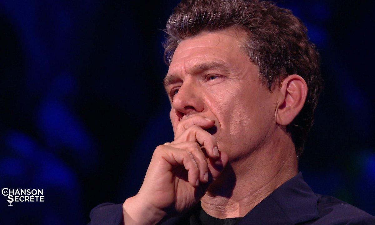 La Chanson Secrète - Marc Lavoine surpris par Clara Luciani avec « Chère amie »