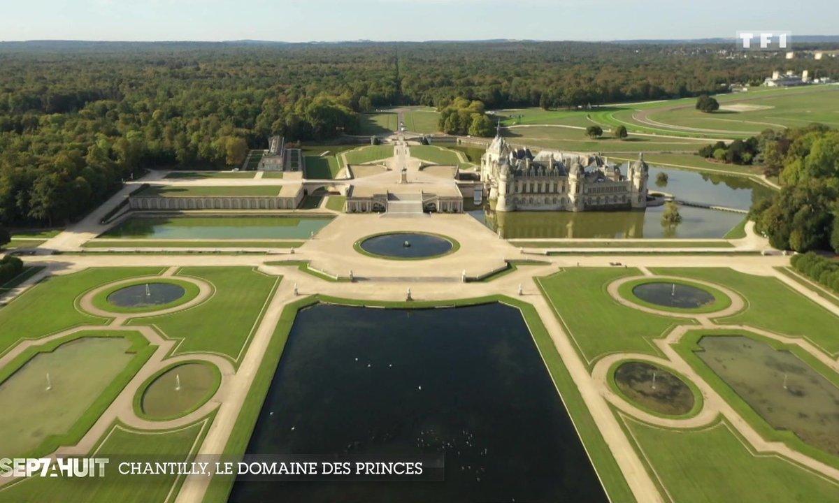 Chantilly, le domaine des Princes face à la crise