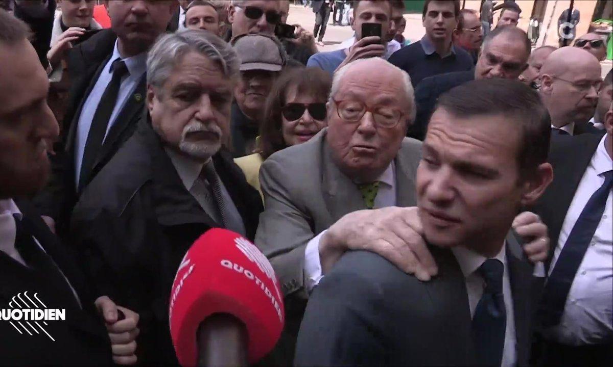 Chaouch Express : le 1er mai de Jean-Marie Le Pen